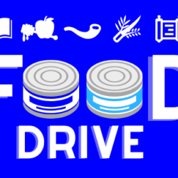 HHD Food Drive thank you