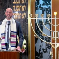 Shabbat Chanukah - Menorah Dedication